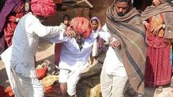"""Ấn Độ: """"Xác chết"""" đột nhiên bật dậy trên giàn thiêu"""