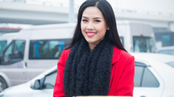 Nguyễn Thị Loan rạng ngời ngày trở về Hà Nội