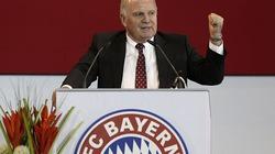 Cựu Chủ tịch Bayern được ra tù trong dịp Giáng sinh