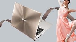 Asus tung máy tính xách tay Zenbook UX303 mới