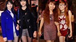 Giới trẻ Bắc - Nam mặc quần soóc, váy ngắn đi chơi Noel