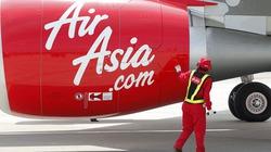 Thêm một máy bay AirAsia gặp nạn, bị xịt lốp ở Philippines