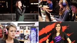 10 nữ game thủ xinh đẹp giỏi kiếm tiền