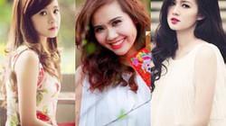 Hot girl Việt dồn dập lên xe hoa cuối năm 2014