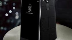 LG V10 tích hợp 2 màn hình mặt trước, và camera kép