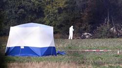 Anh: Máy bay rơi gần khu cắm trại, 2 người thiệt mạng