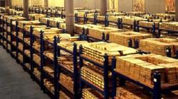 Trung Quốc đang tăng tốc dự trữ vàng