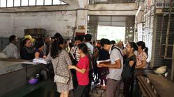 Quảng Trị: Tiểu thương chợ Đông Hà bãi thị phản đối đấu giá lại lô quầy