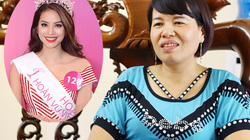 Hoa hậu Phạm Hương được tiếng học giỏi từ bé
