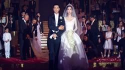 Tranh cãi về đám cưới xa hoa của Huỳnh Hiểu Minh