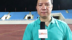 BLV Quang Huy bình luận về trận hòa của ĐT Việt Nam