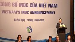Việt Nam cam kết giảm 8% khí thải nhà kính vào năm 2030