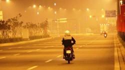 Lại khốn khổ với sương mù độc hại bao trùm TPHCM