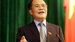 """Chủ tịch Quốc hội Nguyễn Sinh Hùng: """"Từng người nông dân phải hội nhập"""""""
