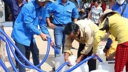 Cuối tuần, 15 quận tại TP.HCM bị cúp nước trong 8 giờ
