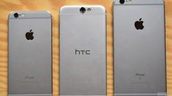 """Sếp HTC tố """"Apple mới là kẻ sao chép từ HTC"""""""
