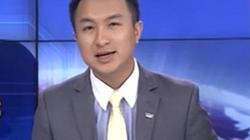 Nét hấp dẫn của chàng MC giọng Nam đầu tiên trên thời sự VTV