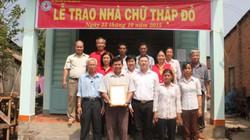 Vedan tặng 27 căn nhà cho người nghèo ở Đồng Nai
