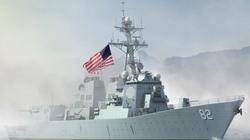 """Mỹ điều tàu chiến tới biển Đông: Báo TQ kêu gọi """"bình tĩnh"""""""