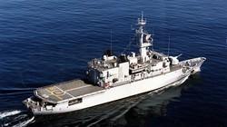 Tàu khu trục Pháp tiến vào Biển Đông