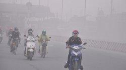 """Ngộp thở với """"sương khói"""" giữa thành phố"""