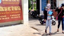 Vì sao hàng ngàn sinh viên Đại học Tây Nguyên bị buộc thôi học?