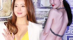 Kim Hee Sun gợi cảm bất ngờ trên thảm đỏ