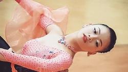 Cô gái 16 tuổi giành HCB giải Vô địch dancesport châu Á