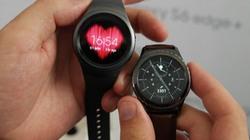 Đồng hồ thông minh Samsung Gear S2 chạy Tizen OS lên kệ