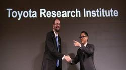 """Toyota đổ """"núi tiền"""" vào Mỹ phát triển trí tuệ nhân tạo"""