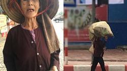 Cụ già 76 tuổi nhặt ve chai nuôi chồng mù