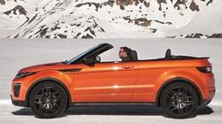 Range Rover Evoque Convertible chính thức lộ diện