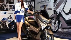 Yamaha NM-X đối thủ đáng gờm của Honda SH nội