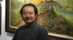 """Họa sỹ """"chuyên"""" vẽ chân dung Chủ tịch Hồ Chí Minh"""