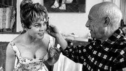 """Cuộc gặp gỡ của """"biểu tượng sex"""" và danh họa Picasso"""
