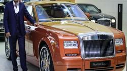 """Rolls Royce trình làng xế mới như """"mãnh hổ"""""""