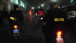 Khi nào cảnh sát cơ động mặc thường phục tuần tra?