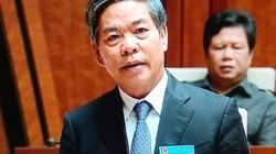 """Bộ trưởng TNMT trả lời chất vấn về """"bôi trơn sổ đỏ"""""""