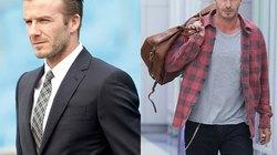 """""""Chất"""" như quý ông sexy nhất thế giới David Beckham"""