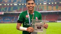 Thủ môn Singapore suýt tới La Liga, làm học trò David Moyes