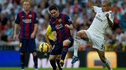 Lịch truyền hình trực tiếp bóng đá cuối tuần: Tâm điểm El Clasico