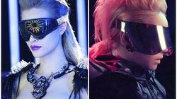 """Đông Nhi liên tiếp """"đụng hàng"""" CL (2NE1) trong MV mới"""