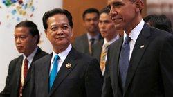 Mỹ ủng hộ Việt Nam về vấn đề Biển Đông
