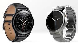 Moto 360 thế hệ thứ 2 so kè cùng Samsung Gear S2