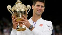 Novak Djokovic lập kỳ tích về tiền thưởng
