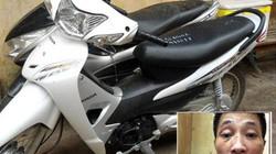 Bị cảnh sát phát hiện trộm xe máy, rút dao chống trả