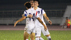 Clip: U19 Hàn Quốc diệt gọn U21 Singapore, tái đấu U21 HAGL