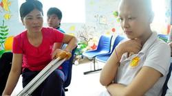 Nghẹn lòng những ước mơ của bệnh nhi ung thư