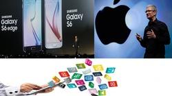 Thị trường smartphone 2015 và một năm nhìn lại