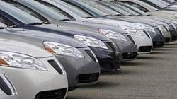 Tháng 11, người Việt chi gần 2,6 tỷ USD nhập ô tô nguyên chiếc
